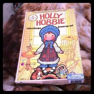 Holly Hobbie Colorforms Dress Up Sets NIB